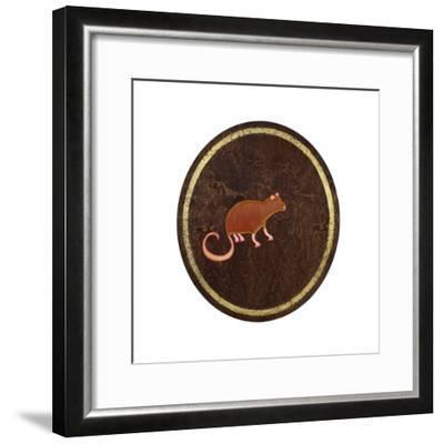 The Rat, 2009-Cristina Rodriguez-Framed Giclee Print