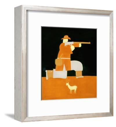 The Hunter-Cristina Rodriguez-Framed Giclee Print
