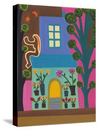 The Florist on Portobello Road, 2011-Cristina Rodriguez-Stretched Canvas Print