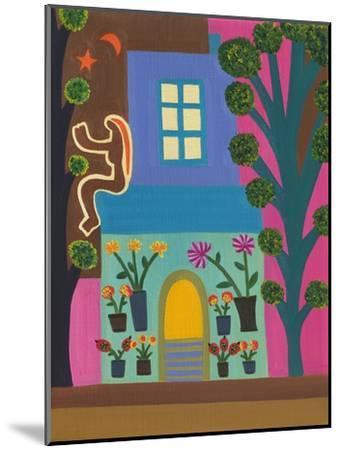 The Florist on Portobello Road, 2011-Cristina Rodriguez-Mounted Giclee Print