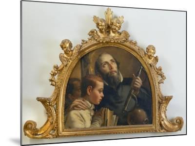 Saint Jerome, c.1760-Giandomenico Tiepolo-Mounted Giclee Print