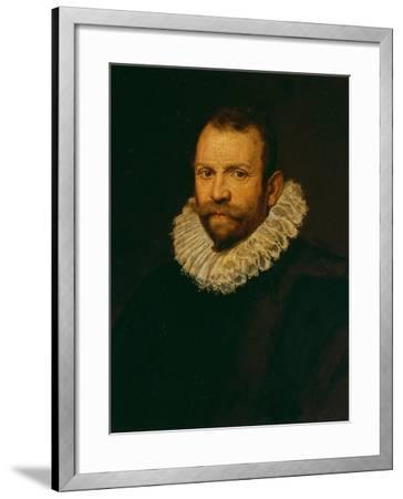 Portrait of a Man-Jacopo Bassano-Framed Giclee Print