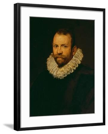 Portrait of a Man-Jacopo Bassano-Framed Giclee Print