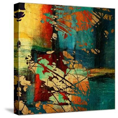 Art Grunge Vintage Texture Background. To See Similar, Please Visit My Portfolio-Irina QQQ-Stretched Canvas Print