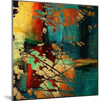 Art Grunge Vintage Texture Background. To See Similar, Please Visit My Portfolio-Irina QQQ-Mounted Premium Giclee Print