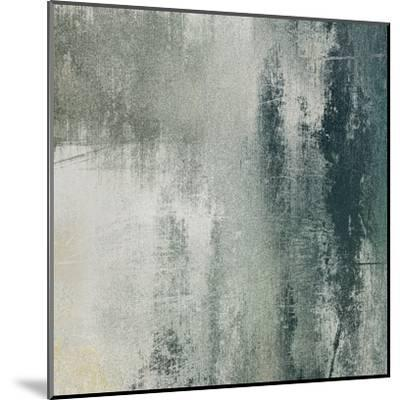 Art Paper Texture For Background In Black And White Colors-Irina QQQ-Mounted Art Print