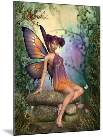 In The Fairytale Forest-Atelier Sommerland-Mounted Art Print