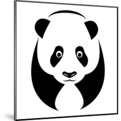 A Panda-yod67-Mounted Art Print