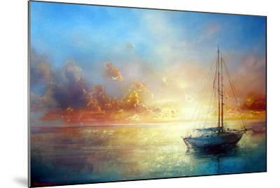 Seascape Pier-yakimenko-Mounted Art Print