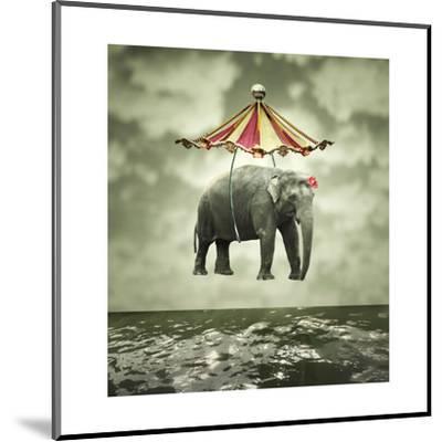 Fanciful Elephant-ValentinaPhotos-Mounted Art Print