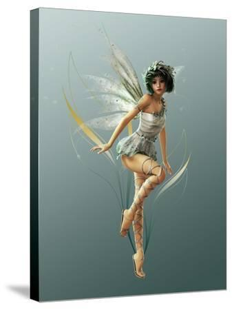 Little Fairy-Atelier Sommerland-Stretched Canvas Print