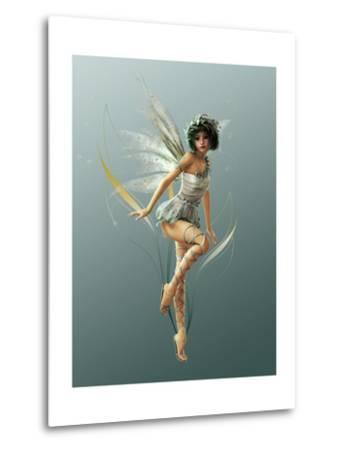 Little Fairy-Atelier Sommerland-Metal Print