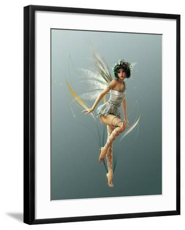 Little Fairy-Atelier Sommerland-Framed Art Print