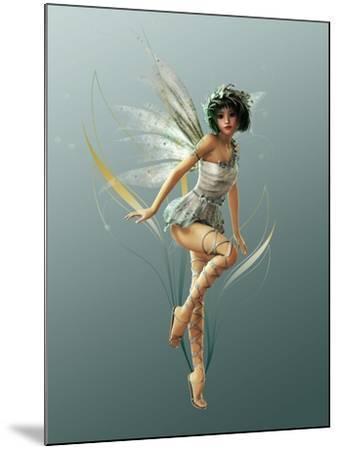 Little Fairy-Atelier Sommerland-Mounted Art Print