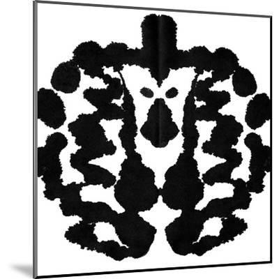Rorschach Test-akova-Mounted Art Print