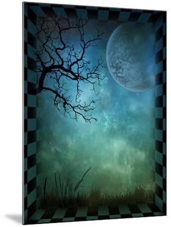 Magical Forest-inlove-Mounted Art Print