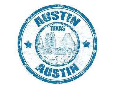 Austin Stamp-radubalint-Framed Art Print