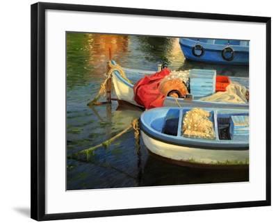 Fisherman'S Etude-kirilstanchev-Framed Art Print