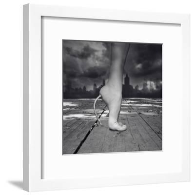 Fantasy Female Feet-ValentinaPhotos-Framed Art Print