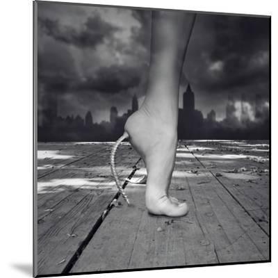 Fantasy Female Feet-ValentinaPhotos-Mounted Art Print