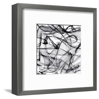 Abstract Background-alexkar08-Framed Art Print