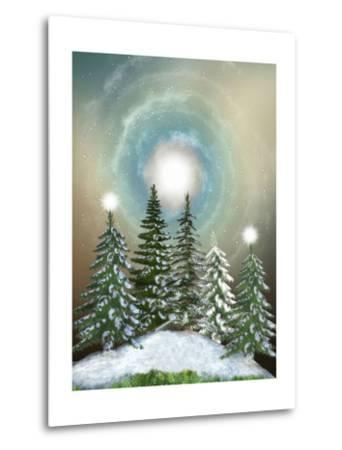 Winter-justdd-Metal Print