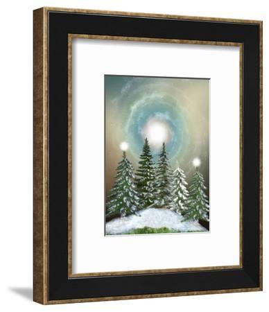 Winter-justdd-Framed Art Print