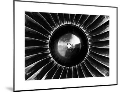 Turbine-Gudella-Mounted Art Print