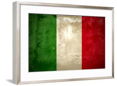Italy-olly2-Framed Art Print