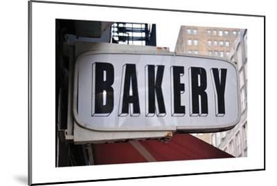 Bakery-SeanPavonePhoto-Mounted Art Print