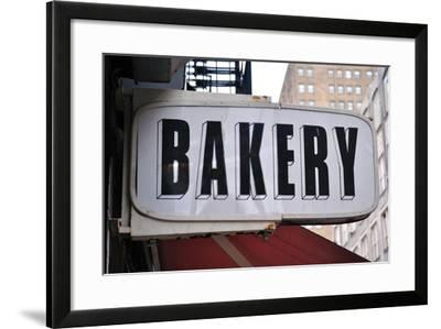 Bakery-SeanPavonePhoto-Framed Art Print