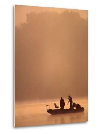 Catch Of The Day-michaelmill-Metal Print