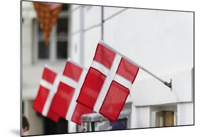 Street Scenes from Nyhavn, Copenhagen, Sjaelland, Denmark-Fredrik Norrsell-Mounted Photographic Print