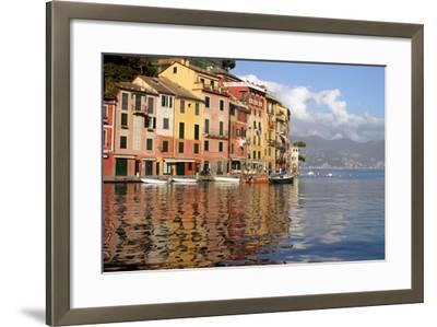 Riviera of Portofino, Italy-Kymri Wilt-Framed Photographic Print