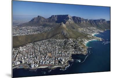 Bantry Bay, Clifton Beach, Lion's Head, Cape Town, South Africa-David Wall-Mounted Photographic Print