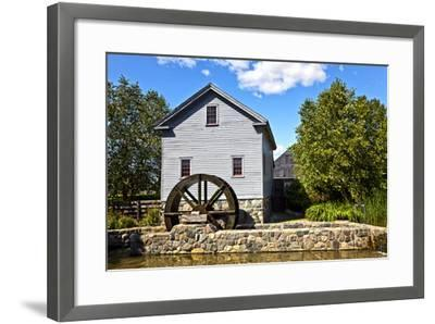 The Sites Greenfield Village in Dearborn, Michigan, USA-Joe Restuccia III-Framed Photographic Print