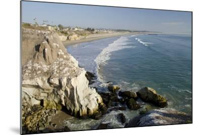 Rocky Coastal Overview, Pismo Beach, California, USA-Cindy Miller Hopkins-Mounted Photographic Print