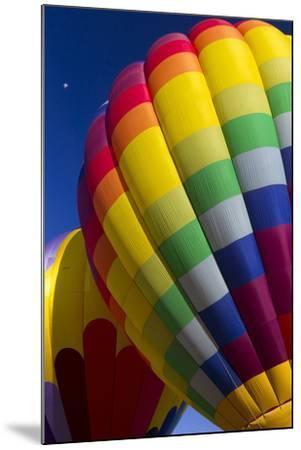 Hot Air Balloon Closeup, Albuquerque, New Mexico, USA-Maresa Pryor-Mounted Photographic Print