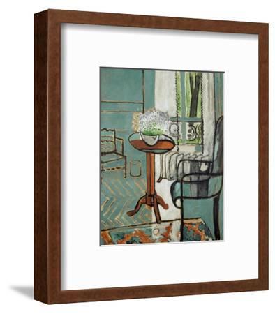 The Window, 1916-Henri Matisse-Framed Premium Giclee Print