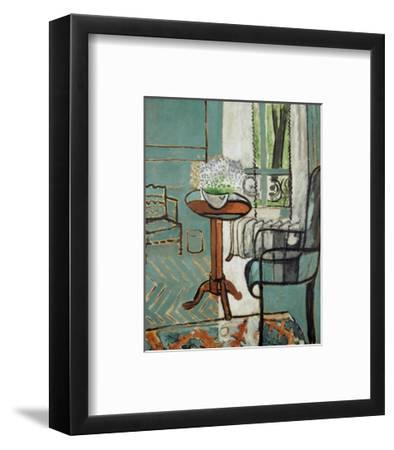 The Window, 1916-Henri Matisse-Framed Giclee Print