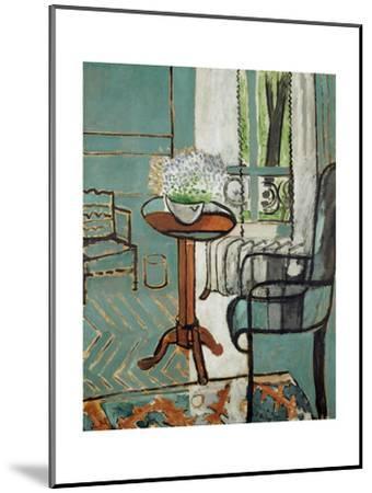 The Window, 1916-Henri Matisse-Mounted Giclee Print