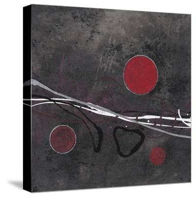 Jazz Moves 1-Filippo Ioco-Stretched Canvas Print