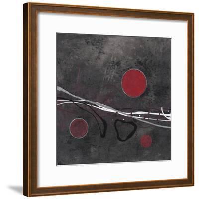 Jazz Moves 1-Filippo Ioco-Framed Art Print