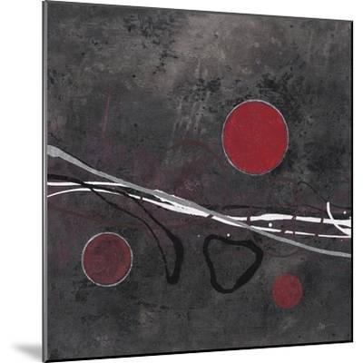 Jazz Moves 1-Filippo Ioco-Mounted Art Print