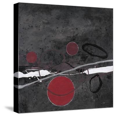 Jazz Moves 2-Filippo Ioco-Stretched Canvas Print