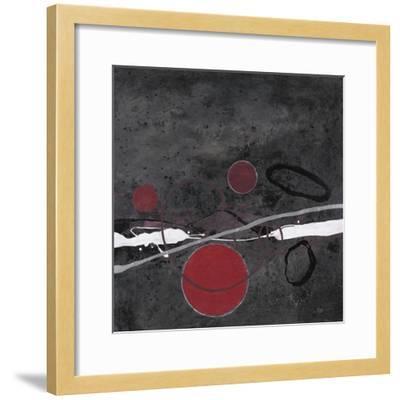 Jazz Moves 2-Filippo Ioco-Framed Art Print