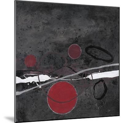 Jazz Moves 2-Filippo Ioco-Mounted Art Print