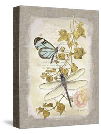 Natural Life, Dragonfly-Chad Barrett-Stretched Canvas Print