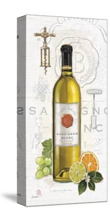 Chateau Sauvignon Blanc Entoca-Chad Barrett-Stretched Canvas Print