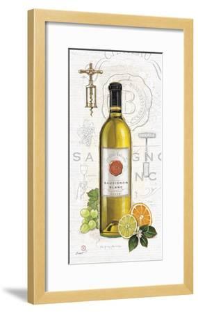 Chateau Sauvignon Blanc Entoca-Chad Barrett-Framed Art Print